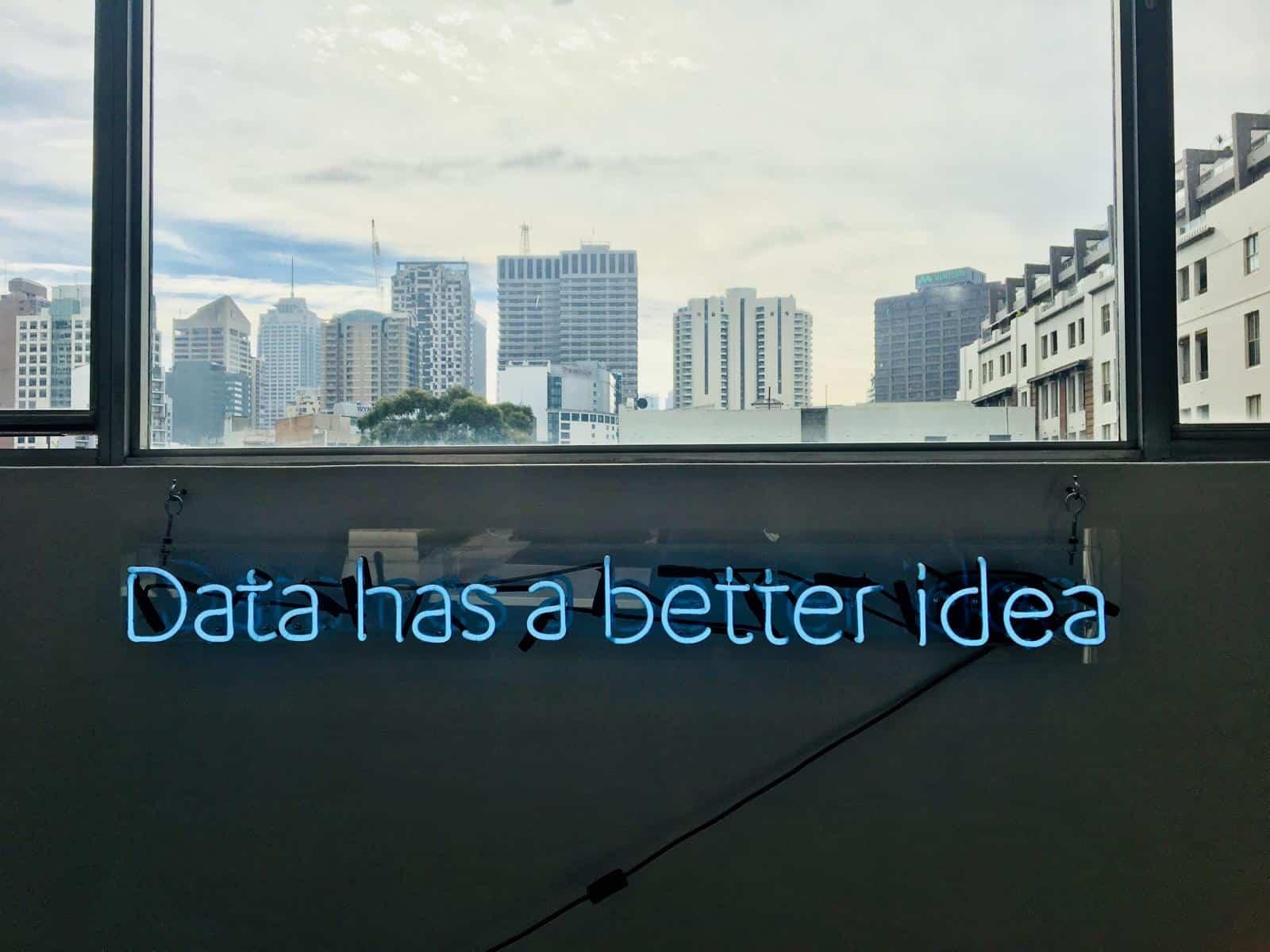 Entscheidungen die auf Daten beruhen sind erfolgreicher, als Entscheidungen aus dem Bauch heraus!