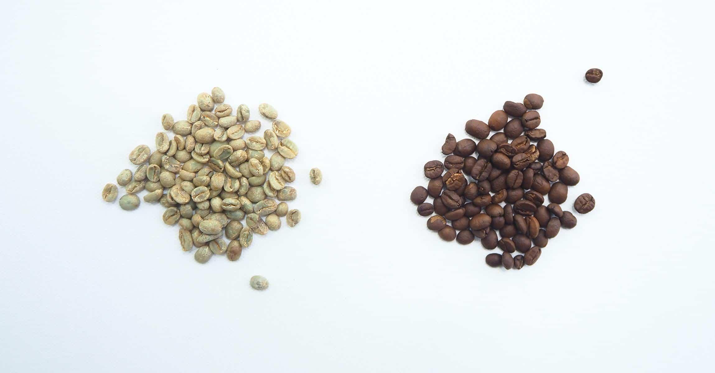 Das Bild zeigt zwei unterschiedliche Kaffeearten. Dies symbolisiert wie ein A/B Test funktioniert.
